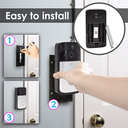 Setup and installation [Doorbell Review]