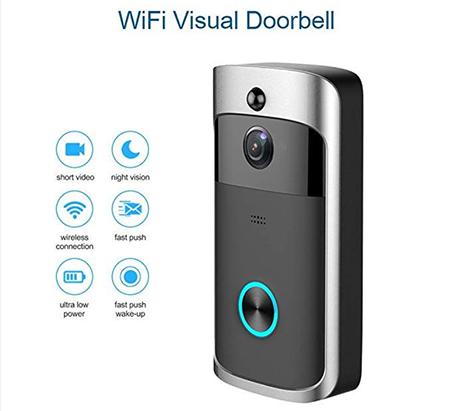 Video Doorbell of Key Specifications