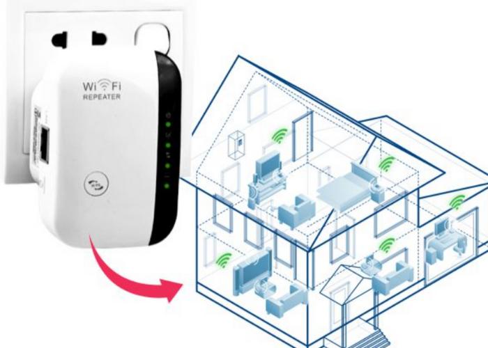 Coverage in Dead Wifi Zones
