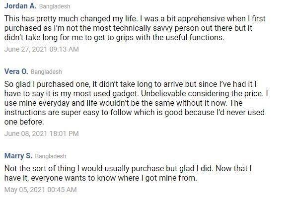 Customer Reviews of SleepLab