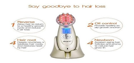How Does HairRevit Pro Red-Light Therapy Treat Hair Loss
