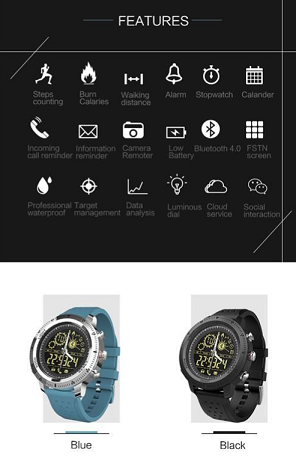 T Watch Key Features