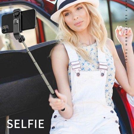 Why Chose SelfCam Pro Wireless Selfie Stick