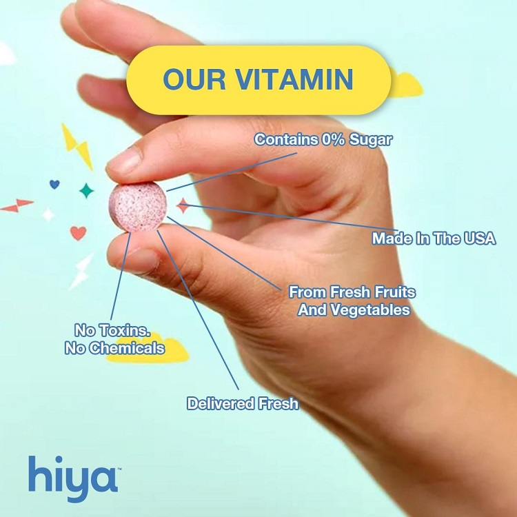 Features and Benefits of Hiya