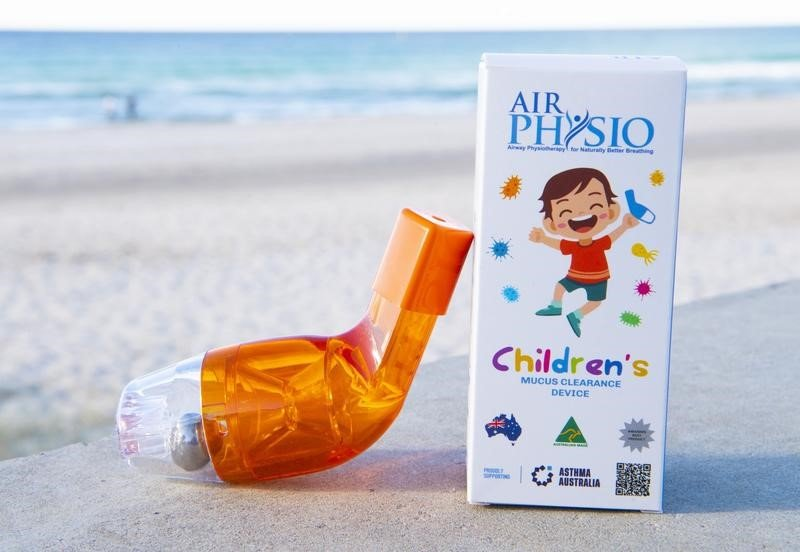 AirPhysio For Children How Is It Used 4