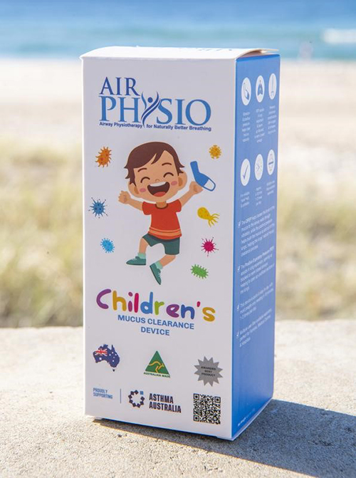 AirPhysio For Children- What Is It