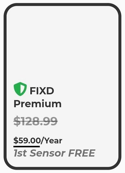 Where Can I Buy FIXD 2